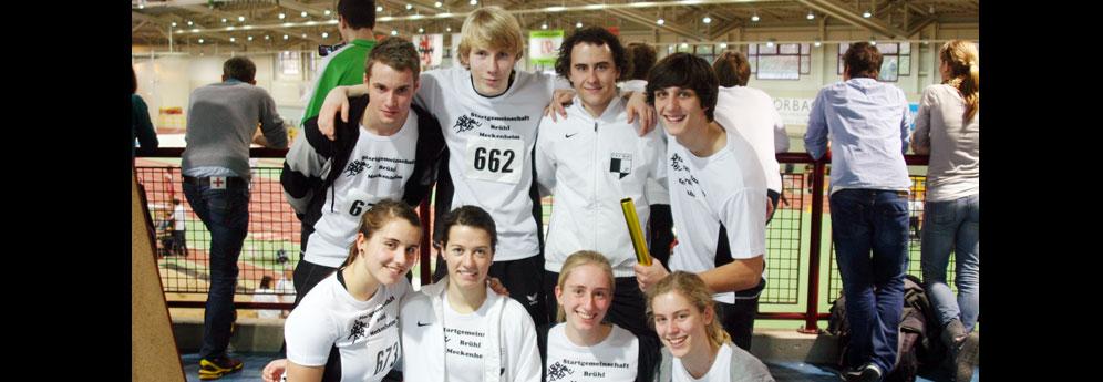 Nordrheinmeisterschaften in Leverkusen 2012