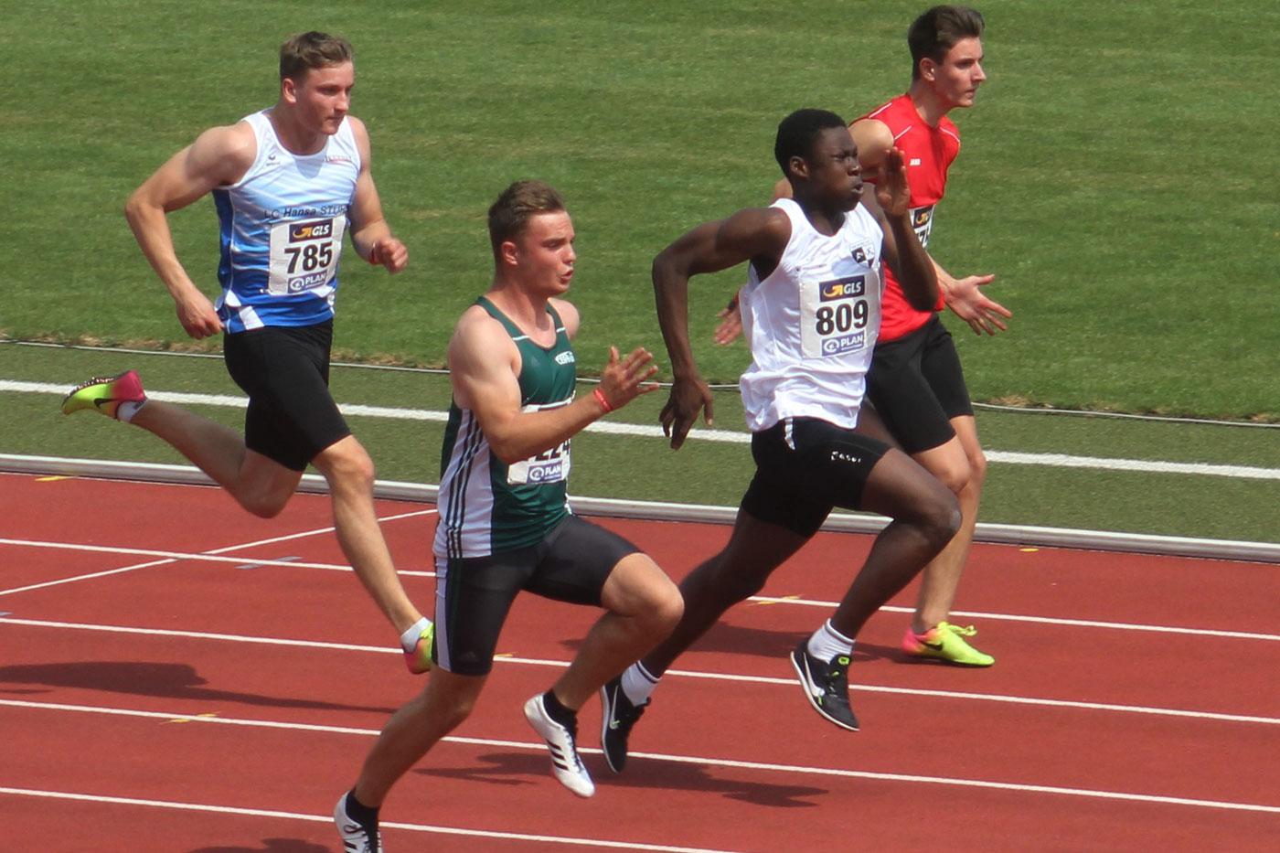 THC Brühl Leichtathletik: Ein unfassbarer Tag